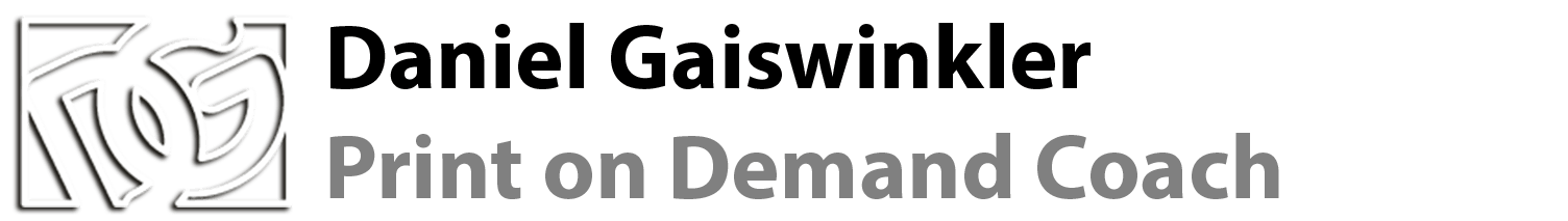 Daniel Gaiswinkler – Print on Demand Coach